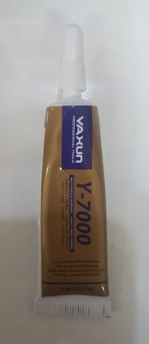 Cola Y7000 15 ml Yaxun Multiuso , Celular, Vidro , Touch, telas em geral com bico aplicado