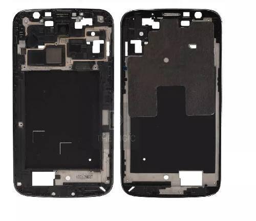 Aro Frontal Chassi Celular Samsung Mega Gt i9152 / Gt i9200 Original