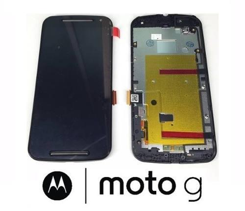 Display Lcd Motorola Moto G2a Geração Xt1068 Xt1069