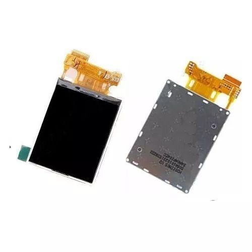 Display Lcd Visor + Flex Cable Celular Samsung Gt E2550 E2550L Original