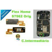 Flex Menu Home Joystick S7562 / S7560 Com Aro Original