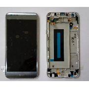 Frontal Lcd Touch Screen Com Aro Lg K580 X Cam + Bateria Original