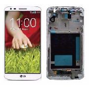 Display Lcd Touch Screen + Aro Lg Optimus G2 D802 D805 Original