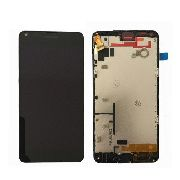 Frontal Lcd Touch Screen Nokia Lumia 550 Rm-1127  Original