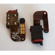 Flex do Fone De Ouvido Lg G6 H870 H871 Com Vedação Original