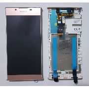 Frontal Lcd Display Touch Screen Xperia L1 G3312 Rose Original