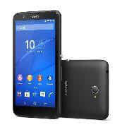 """Smartphone Sony Xperia E4 Dual ,Tela de 5"""", TV Digital, Câmera 5MP, Android 4.4, 3G, Wi-Fi, aGPS e Processador Quad Core de 1,3 GHz"""