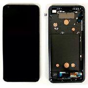Frontal Lcd Touch Screen Lg G6 H870 H871 Com Aro Original Astro Black