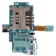 Slot Chip Cartão Sd Celular Samsung Gt-i9000 / i9003 Galaxy S Original