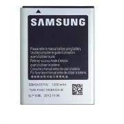 Bateria Samsung EB454357VU Galaxy S5360 B5510 S6102 S5380 S5367 1200Mah Original