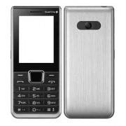 Carcaça Celular LG A395 Usada Com Teclado E Tampa Original