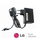 Fonte Carregador Original Lg LCAP16B-B Tv Notebook LG GRAM 15Z970  Bivolt Pino Fino 2.5mm
