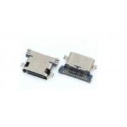 Conector De Carga Usb Moto Z Play Xt1635 Tipo C Novo