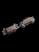 Conector Dock Usb De Carga P/ Celular A320 A520 A720