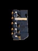 Conector Fone Audio P2 Jack Celular D337 D375 D385 D410 D618 H422