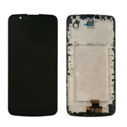 Display Lcd Touch Celular LG K10 K430 K430tv Sem Ci Preto