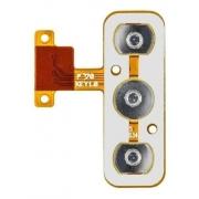 Flex Botão Power E Volume Celular K10 K430 K430tv 1a Geração