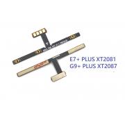 Flex Power e volume Motorola G9+ G9 Plus Xt2087 / E7+ E7 Plus XT2081