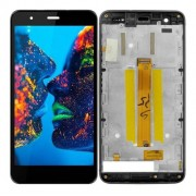 Frontal Display + Touch E Aro Positivo Quantum Muv Q5 Original
