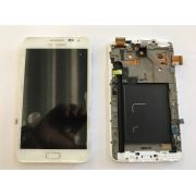 Frontal Lcd Display Touch Screen Samsung Note Gt N7000 Branco Original