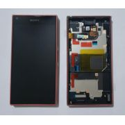 Frontal Lcd Display Touch Xperia Z5 Compact E5823 com Aro Lateral Original