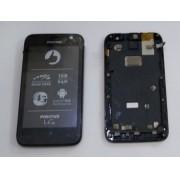 Frontal Lcd Touch E Aro Celular Positivo S421 Life Original