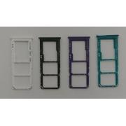 Gaveta Bandeja De Chip Dual Sim Samsung Galaxy A30s Sm A307