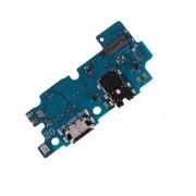 Placa Conector de Carga Áudio Jack do Fone Samsung A20 Sm-A205 com microfone