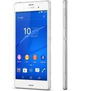 """Smartphone Sony Xperia Z3 D6643 Single Chip com Tela 5.2"""", Câmera 20.7MP, 3G 4G, Android 4.4 e Processador Quad-Core de 2.5 GHz Preto"""