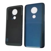 Tampa Traseira Motorola Moto G7 Power Xt1955 Azul