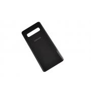 Tampa Traseira Samsung Vidro Celular S10 Plus preto Sm-g975f/ds