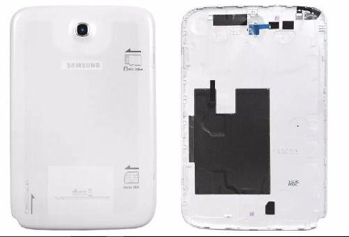 Tampa Traseira Carcaça Tablet Samsung Gt N5100 N5110 Branca