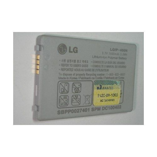 Kit Carcaça Gabinete Frontal Lg Gx200 + Traseira com Lente + Bateria Lg Lg Ip400N 100% Original