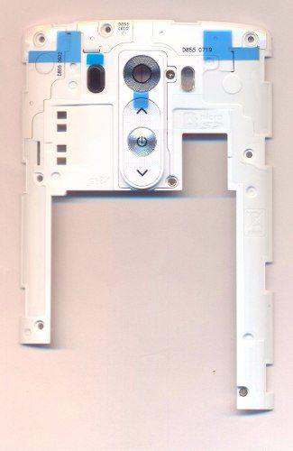 Gabinete Traseiro Lente da Câmera e Flex Power Lg G3 D855P
