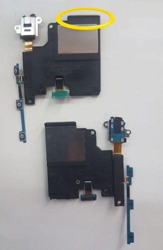Flex Power Volume E Fone Ouvido Buzzer  Tab S 10.5 Samsung SmT805  REV 0.6