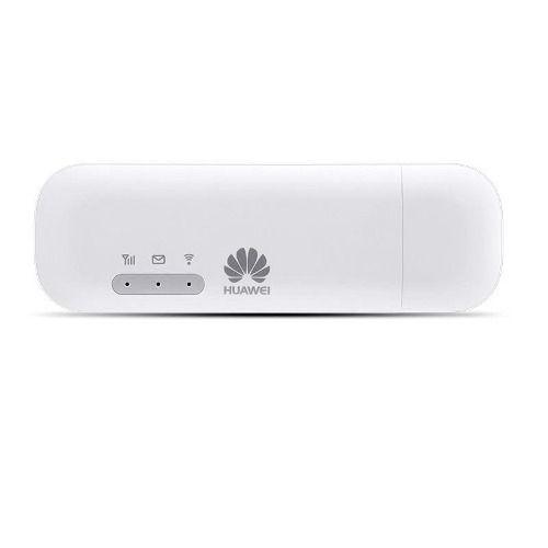 Modem 4g Wi-fi Roteador Huawei E8372 Usb Veicular Original Funciona direto na tomada ou no PC
