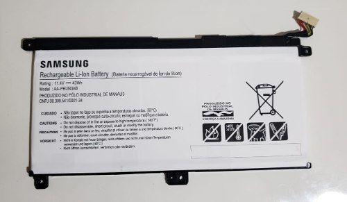 Bateria Notebook Samsung Aa-pbun3ab Np300e5k/ 5l / 5m Original