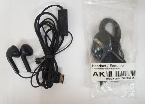 Lote 20 unidades Fone de ouvido Samsung E746 F250 E1205 Celulares antigos 20x1