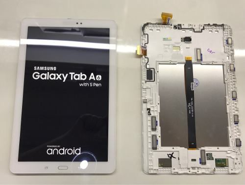 Frontal Lcd Display Touch Samsung  Tab A 10.1  Pol. SM P585 T585 Original