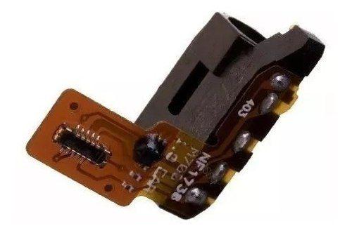 Flex Conector Fone De Ouvido P2 Lg Q6 Q6+ M700 Original