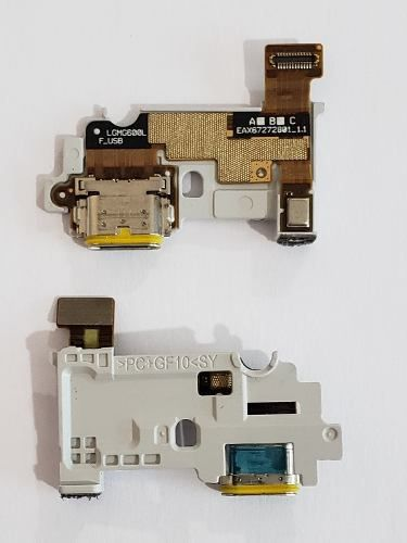 Flex Dock Conector Carga Lg G6 H870 H871 Original Type C