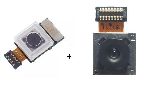 Kit 2 Câmeras Traseiras Direita + Câmera Traseira Esquerda Lg G6 H870 H871 Original 2x1