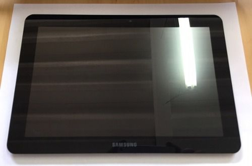 Frontal Completa Display Lcd Touch Screen Tab 2 Gt P7500 P7510 10.1 Original