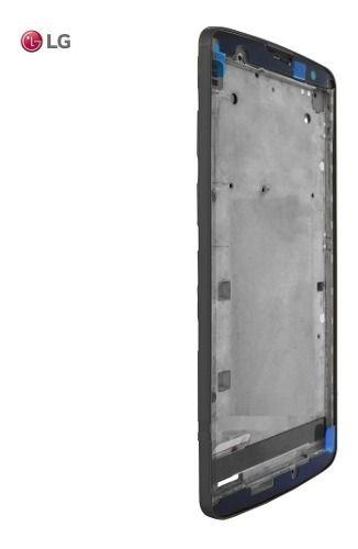 Gabinete Aro Lateral Chassi Celular Lg D337 L Prime Titânio