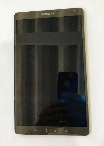 Frontal Lcd Amoled Touch Samsung Tab S 8,4 Polegadas SM T705 T700 - Bronze Original