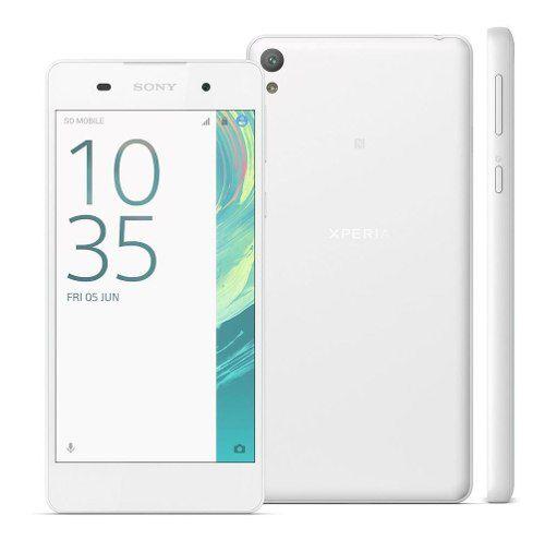 Celular Sony Xperia E5 F3313 Android Quad-core Tela 5.0 16gb 4g