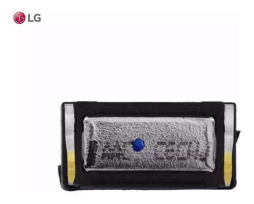 Campainha Alto Falante Buzzer + Alto Falante Auricular Superior Lg K10 Power M320 Original