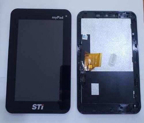 Frontal Lcd Display Touch Screen Tablet Sti My Pad Ta 0701w Original Semp