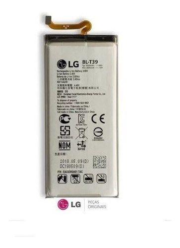 Bateria Lg K12+ X420 G710 G7 Q610 Q7 Bl-t39 3000mah Original