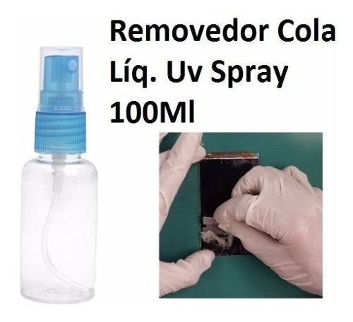 Kit Cola Celular B7000 110ml + Removedor de cola 100Ml